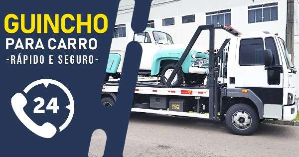 Guincho de Carro Belo Horizonte