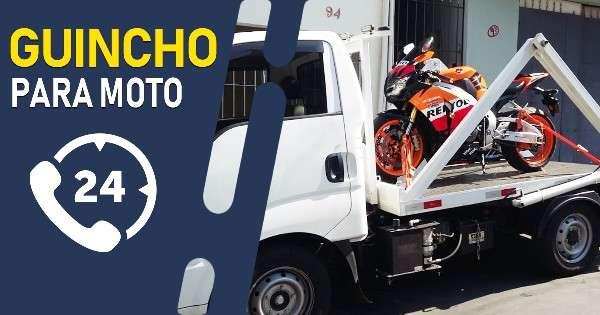 Guincho de Moto Belo Horizonte